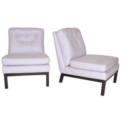 Harvey Probber Lounge Chairs