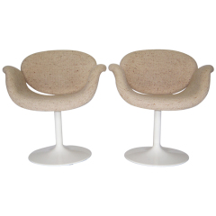 PIERRE PAULIN ARTIFORT TULIP CHAIRS