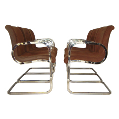Brueton Dining Chairs
